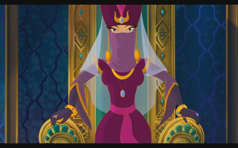кто озвучивает шамаханскую царицу