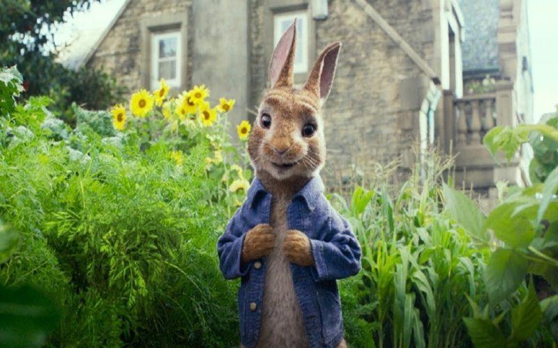 Кролик Питер кто озвучивает